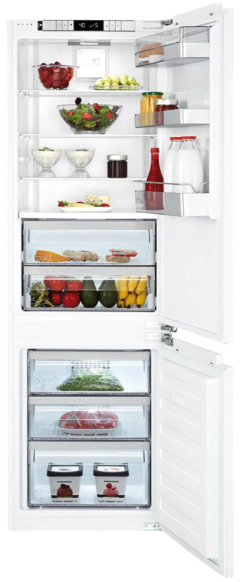 "Blomberg 24 "" Fully Integrated Built-In Bottom Freezer Refrigerator - BRFB1051FFBI"