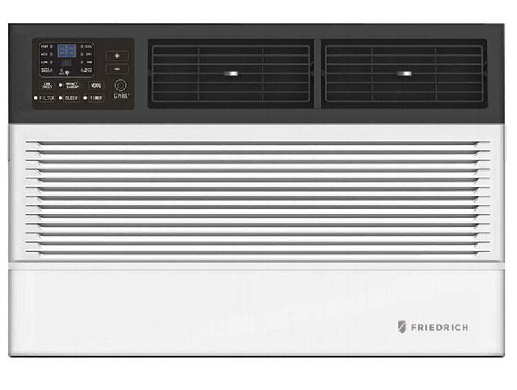 Friedrich Chill Premier 8000 BTU 12.1 EER 115V Smart Window Air Conditioner