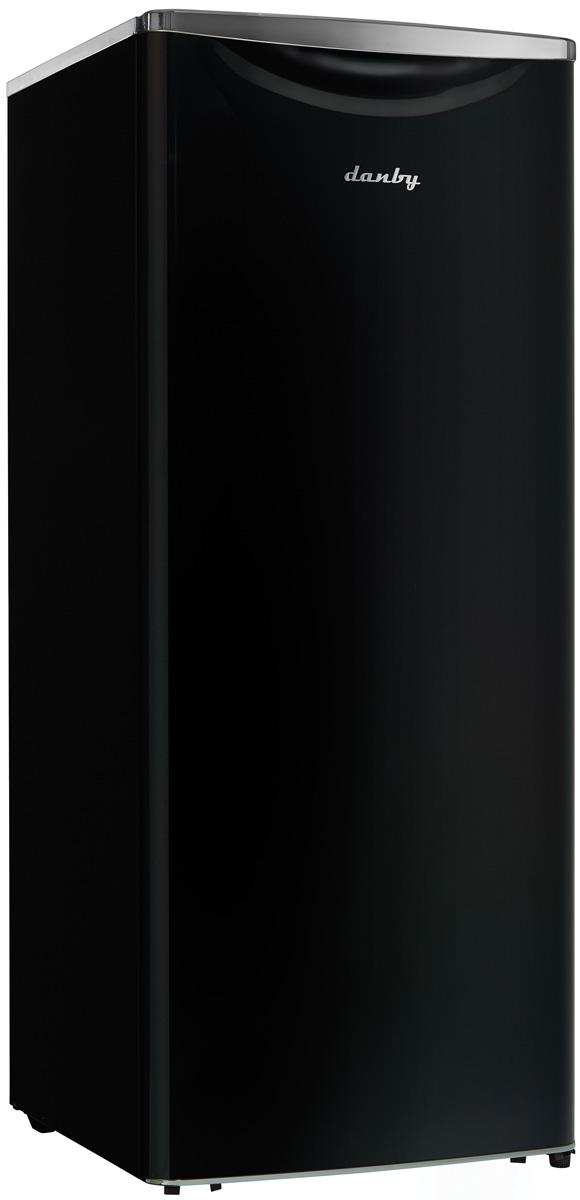 Danby 11 CuFt Black Freezerless Refrigerator DAR110A2MDB