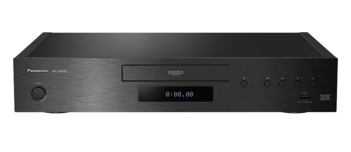 Panasonic 4K Ultra HD Blu-Ray Player DP-UB9000P-K