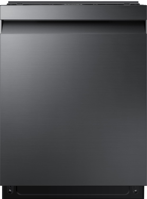 Samsung 24     Fingerprint Resistant Black Stainless Steel Built-In Dishwasher DW80R7060UG/AA