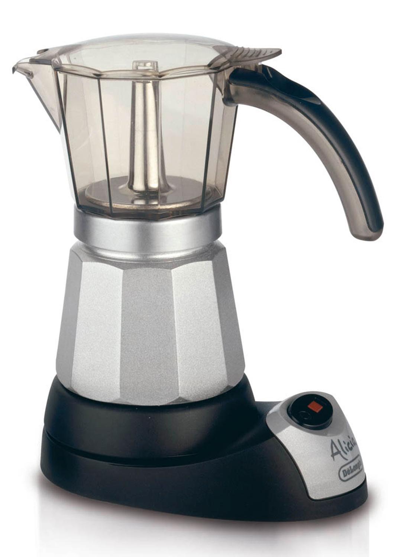 DeLonghi Alicia Electric Moka Espresso Maker