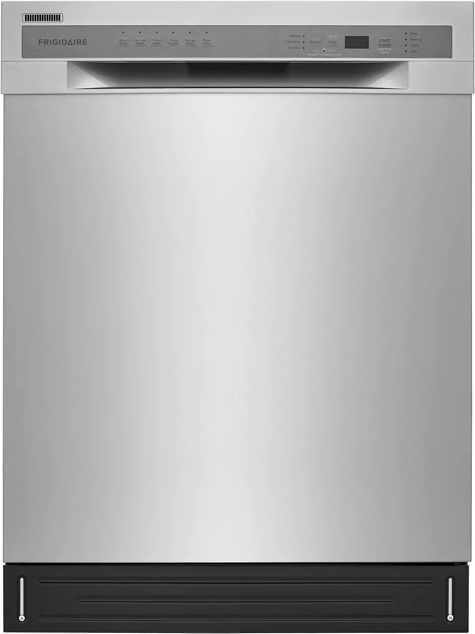 Frigidaire Ada 24 Quot Stainless Steel Built In Dishwasher