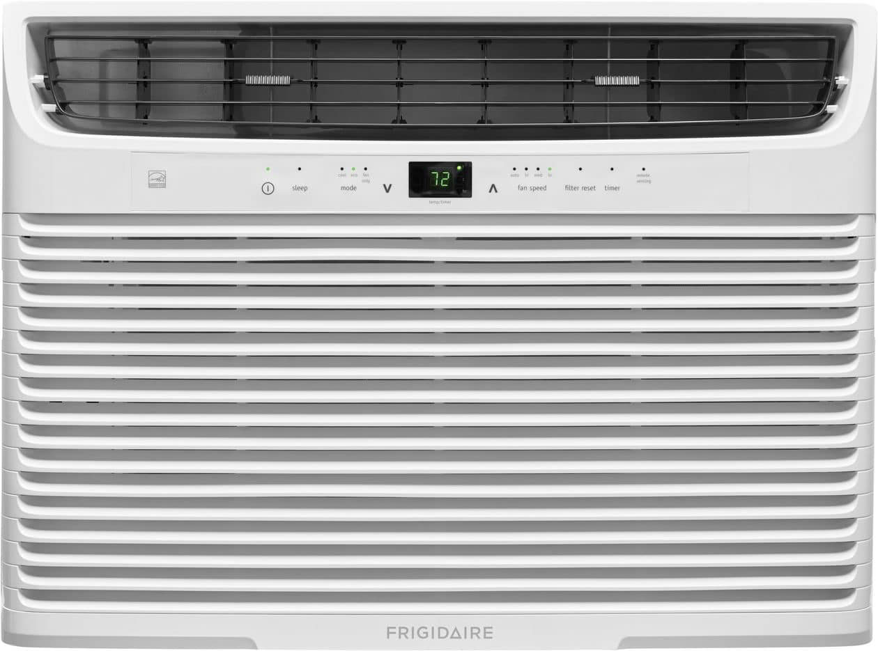 Frigidaire 15,000 BTU Window-Mounted Room Air Conditioner With Wi-Fi Control
