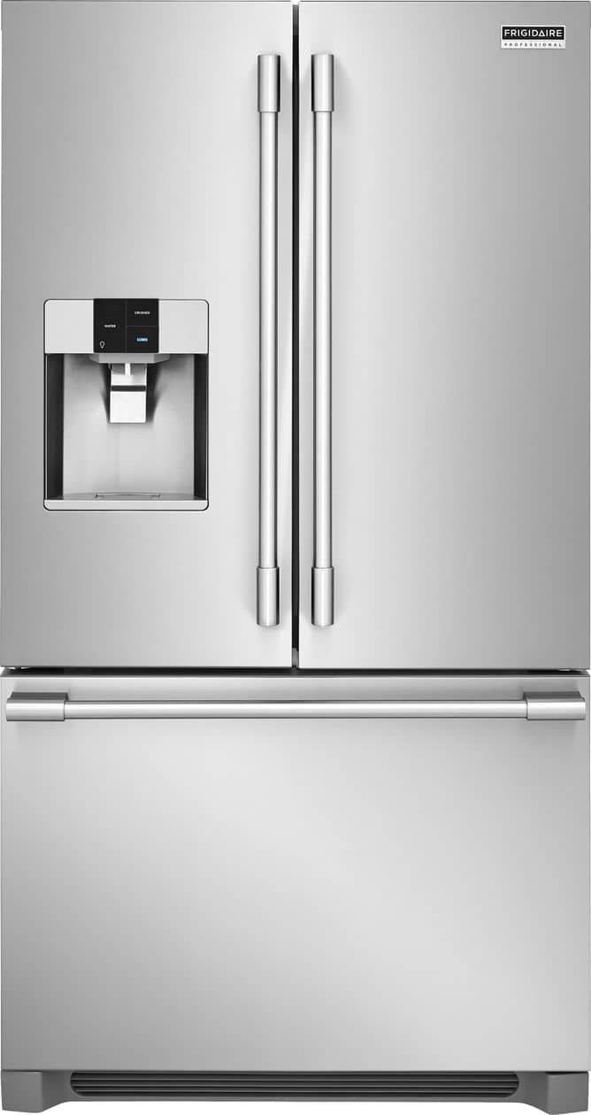 Frigidaire Stainless Steel French Door Refrigerator