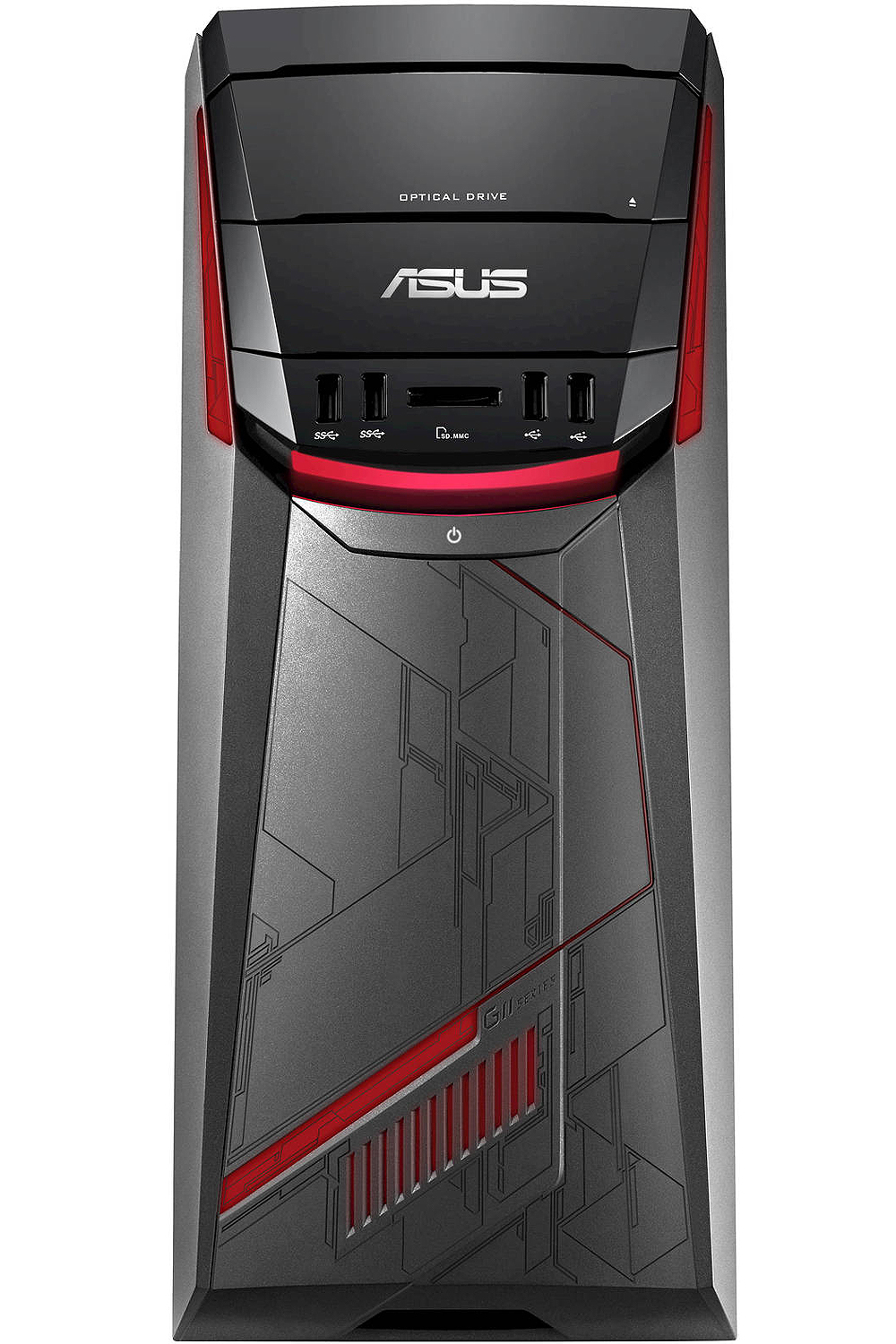 Asus G11CD Black Desktop Computer