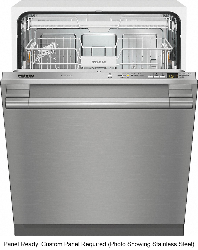 miele panel ready fully integrated dishwasher g 6785 scvi. Black Bedroom Furniture Sets. Home Design Ideas