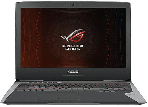 Asus G752VS Copper Titanium Gaming Laptop Computer