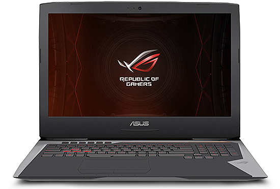 Asus G752VS Copper Titanium Gaming Laptop Computer