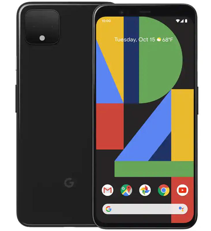 Google Pixel 4 64GB Just Black Unlocked Phone