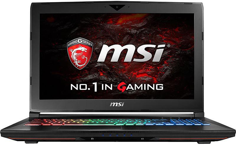 "XOTIC MSI GT62VR Dominator - 15.6"" G-Sync Desktop Performance Gaming Laptop Intel Core i7-6700HQ GTX1060 16GB DDR4"