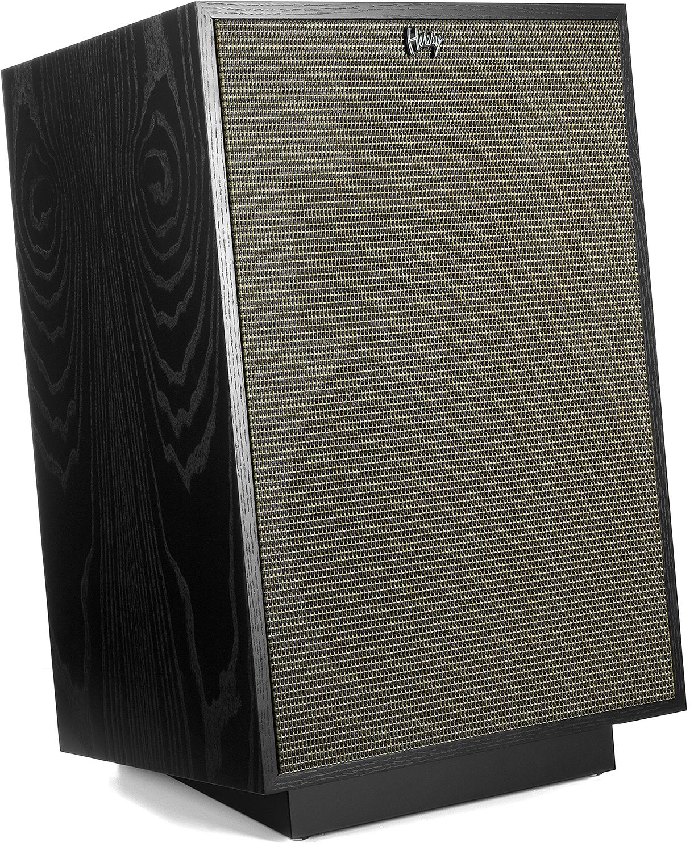 Klipsch Heritage Series Heresy IV Satin Black Ash Floorstanding Speaker  Each 1068151