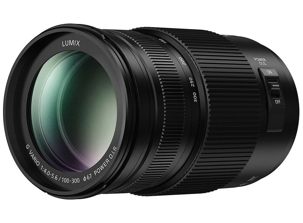 Panasonic LUMIX Vario 100-300mm Lens H-FSA100300