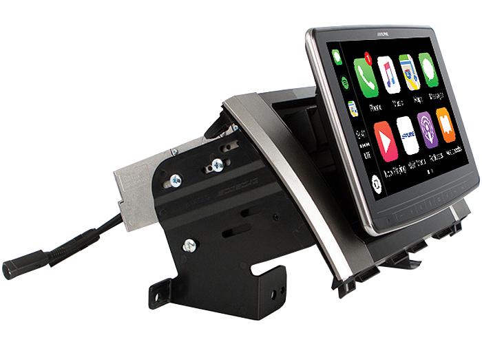 Alpine 9     Halo9 Plug And Play Dash Kit For 2014-Up Toyota Tundra ILX-F309TND