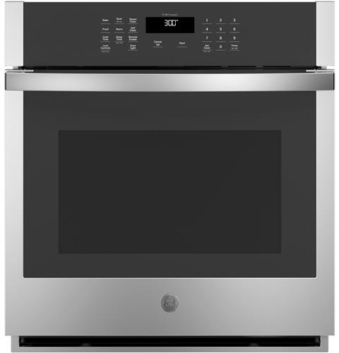 GE 27     Stainless Steel Built-In Single Wall Oven JKS3000SNSS