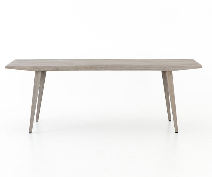 Four Hands Solano Collection Hansen Outdoor Tapered Dining Table