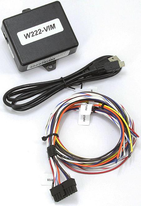 NAV-TV W222-VIM Video In Motion Mercedes-Benz Integration...