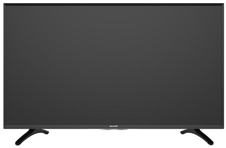 "Sharp AQUOS 60"" Black 1080p LED Smart HDTV"