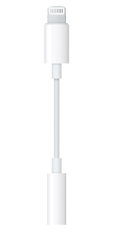 Apple Lightning To 35 Mm Headphone Jack MMX62AMA