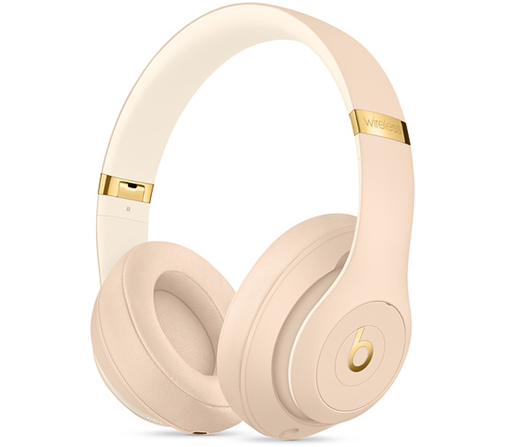 Beats By Dr. Dre Beats Studio3 Desert Sand Wireless Headphones