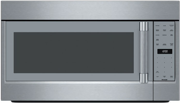 Thermador Professional Series Handle Microwave Oven Mu30wsu