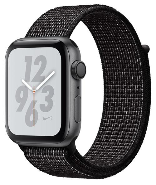 Apple Watch Nike Series Gps Space Gray Aluminum Case