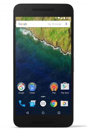 Huawei Nexus 6P Aluminium Unlocked GSM & CDMA Phone