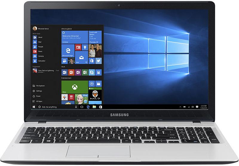 Samsung Black Notebook 5 Computer