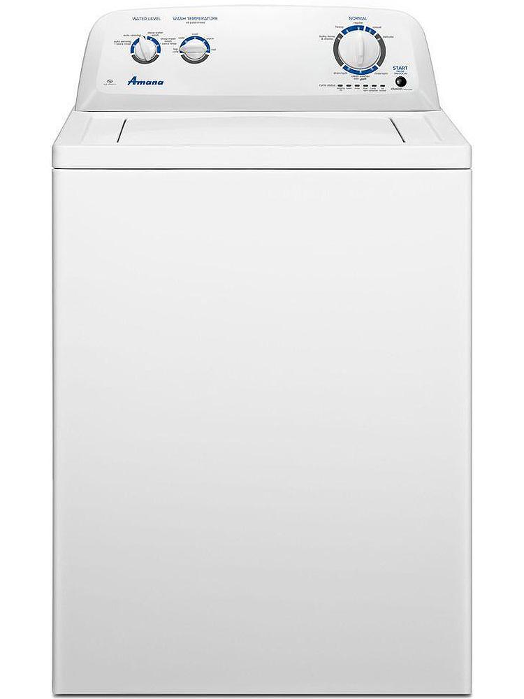 Amana White Top Load  Washer
