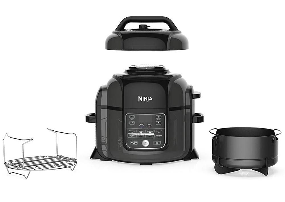 Ninja Foodi 6.5-Qt. Multi-Cooker With Air Fry Technology