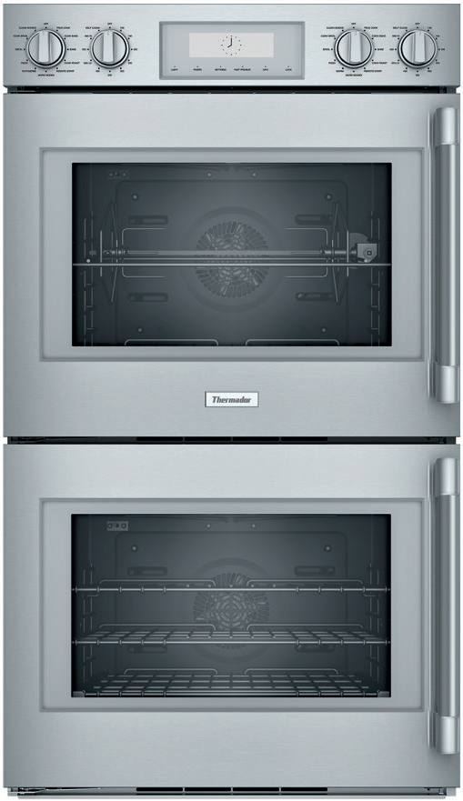 Thermador 30 Quot Professional Left Hinge Double Built In Oven