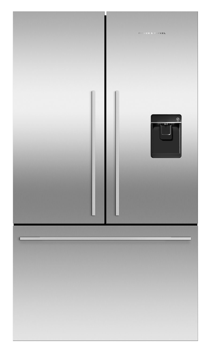 Fisher Amp Paykel Stainless French Door Refrigerator
