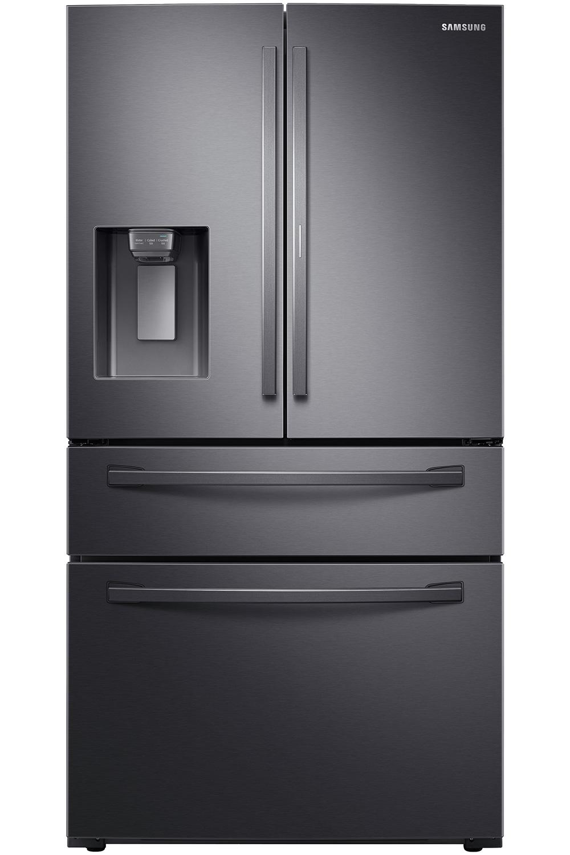 Samsung Black Stainless Steel Refrigerator Rf28r7351sg