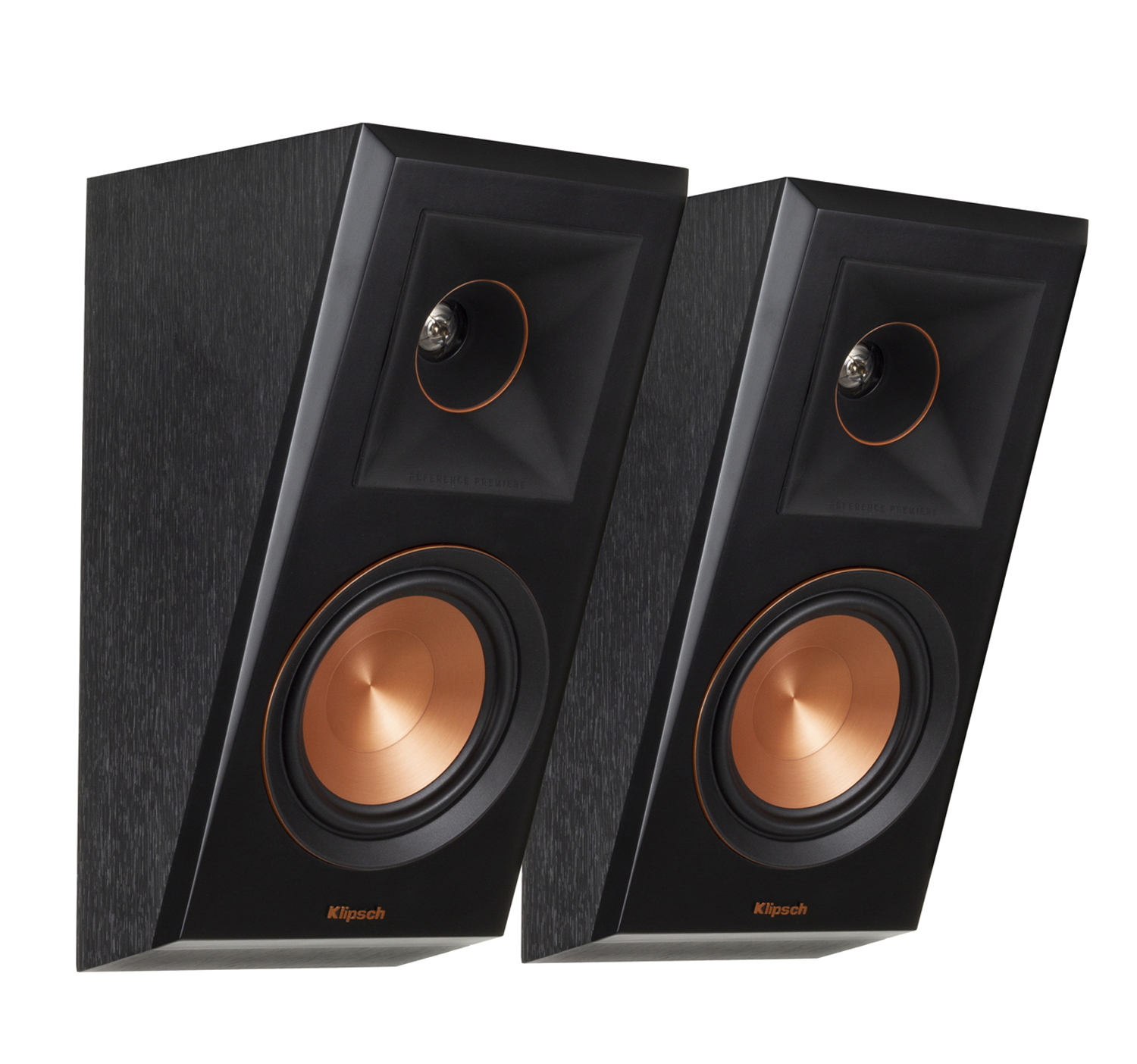 Klipsch Ebony Dolby Atmos Speaker 1066507 Sold As Pair