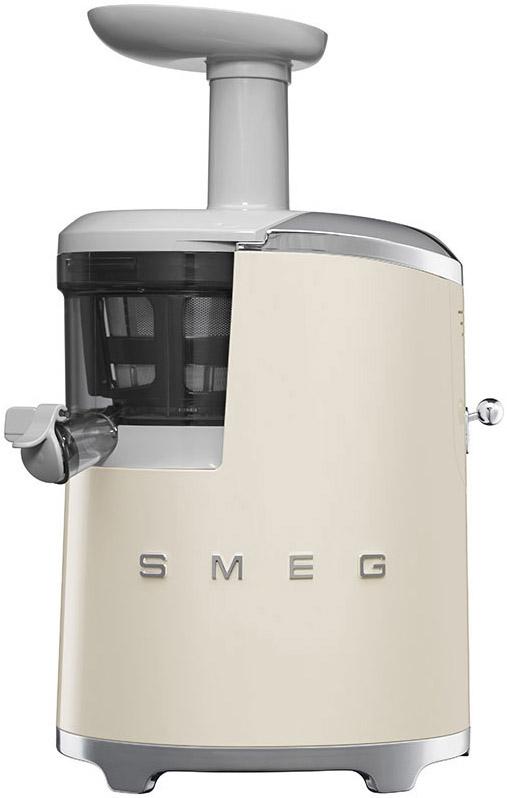 Smeg 50s Retro Style Cream Slow Juicer