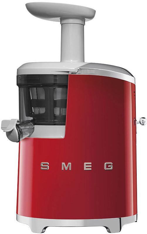 Smeg 50s Retro Style Red Slow Juicer