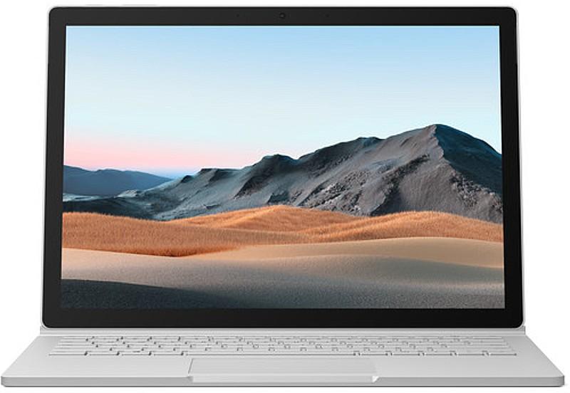 Microsoft Surface Book 3 Platinum 13.5 Tablet Computer Intel i5-1035G7 8GB RAM 256GB SSD, Intel Iris Plus Graphics V6F-00001