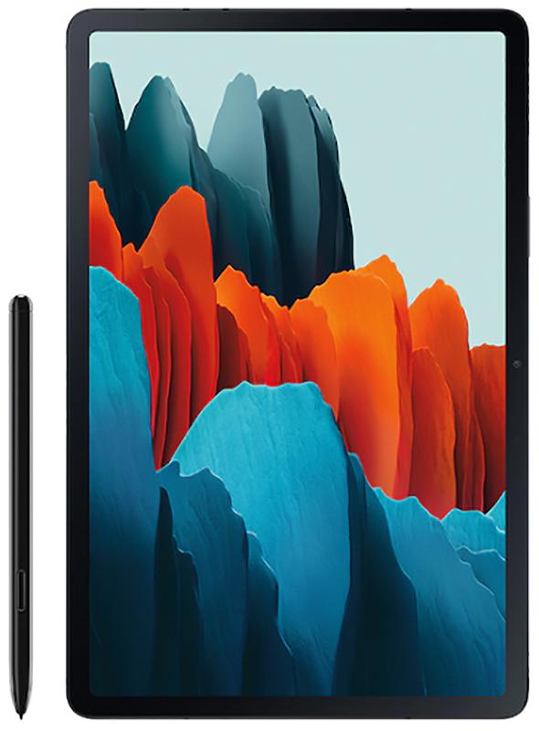 Samsung Galaxy Tab S7 Wi-Fi 11 128GB Mystic Black Tablet SM-T870NZKAXAR