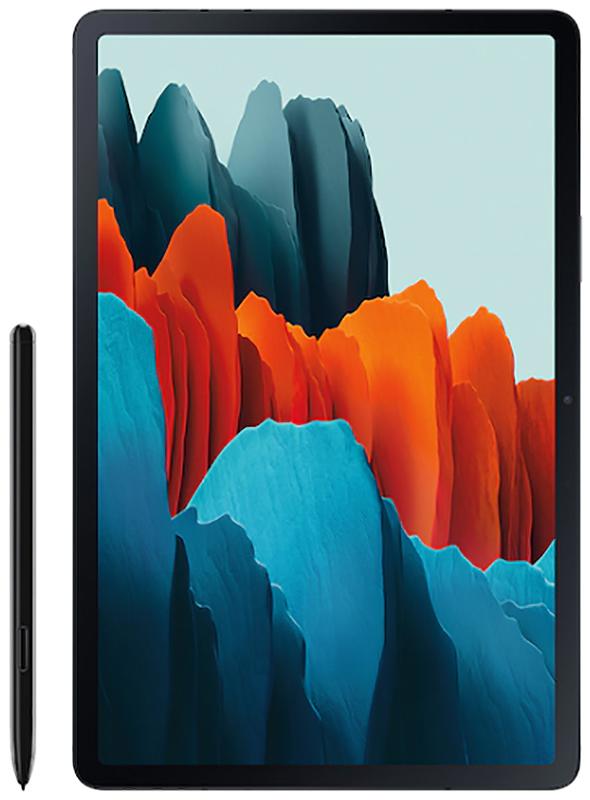 Samsung Galaxy Tab S7  Wi-Fi 12.4     128GB Mystic Black Tablet SM-T970NZKAXAR