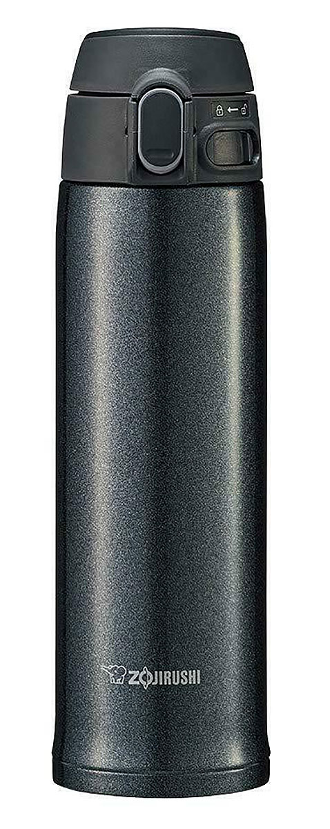 20-Ounce Black Zojirushi SM-TA60BA Stainless Steel Vacuum Insulated Mug