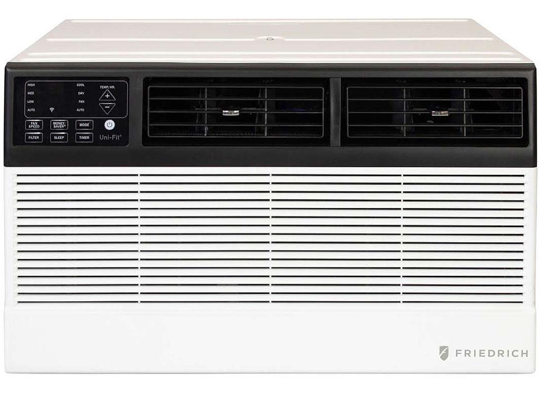 Friedrich Uni-Fit 8000 BTU 10.7 EER 115V Smart Thru-The-Wall Air Conditioner