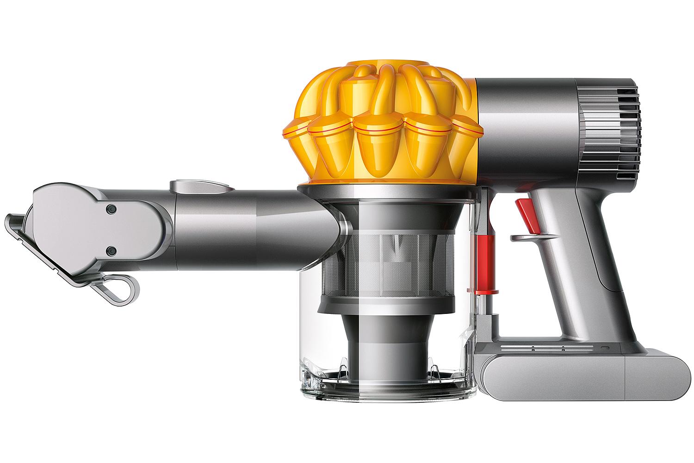 V6 Top Dog Handheld Vacuum (New) (Dyson V6 Top Dog Handheld Vacuum), Silver
