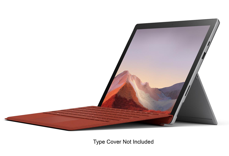Microsoft Surface Pro 7 12.3     1TB i7 Platinum Tablet Computer VDX-00001