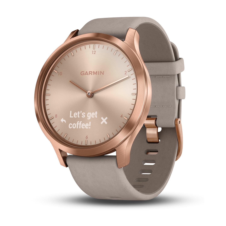 Garmin Vivomove HR Rose Gold Smartwatch