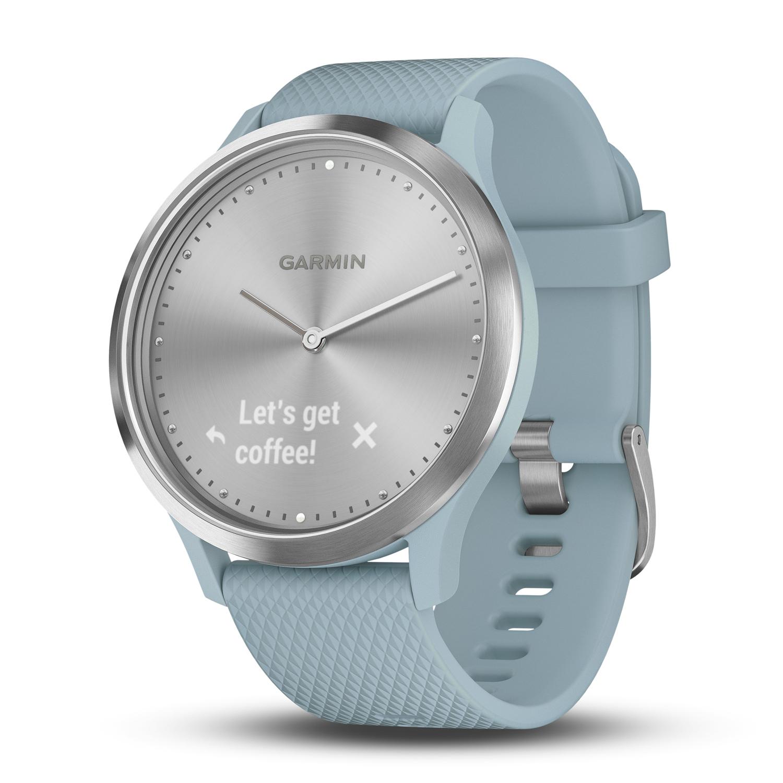 Garmin Vivomove Hr Sea Foam Smartwatch 010 01850 18