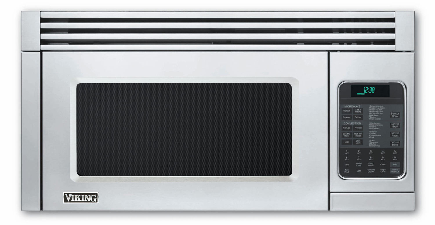 Viking Professional Convection Microwave Hood Vmor506ss
