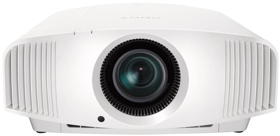 Sony White 4K SXRD Home Cinema Projector VPLVW295ESW