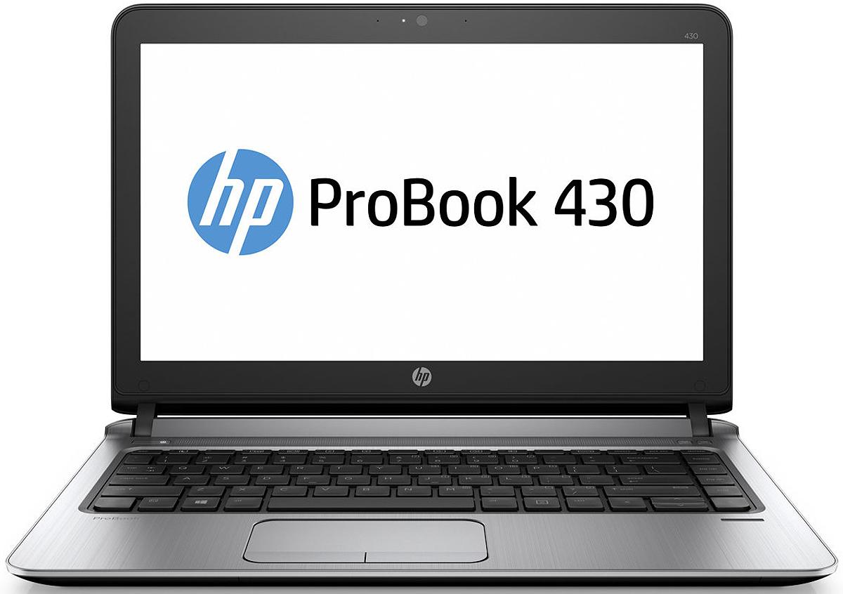HP ProBook 430 G3 Black Laptop Computer