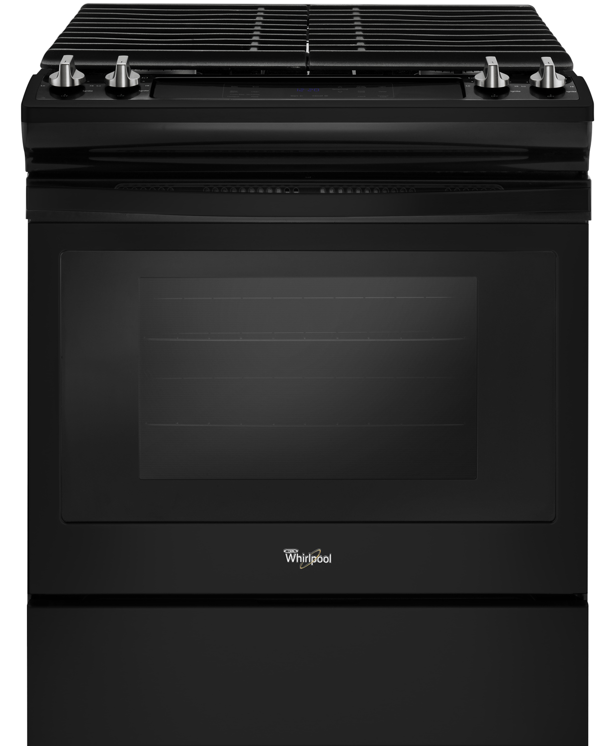 whirlpool electric range whirlpool black slide in gas range weg515s0fb 10064