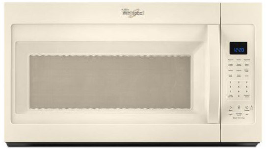 Whirlpool Biscuit 1.9 Cu. Ft. Steam Microwave With Sensor...